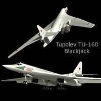 Tupolev TU160 Blackjack