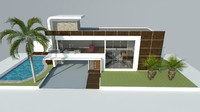 Modern House - Prot 2