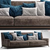 Vibieffe 3 seater sofa OPERA