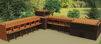 Hi-tech Complex Building Detailed Construction