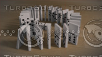 Dominoes and Dice