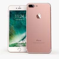 Apple iPhone 7 Plus Rosegold
