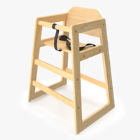 Baby High Chair 02