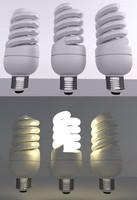 Energy saving lamp 1