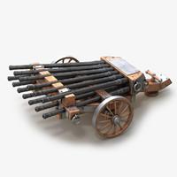 Cannon Medieval v1