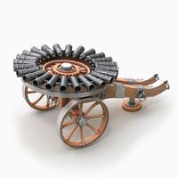 Cannon Medieval v2