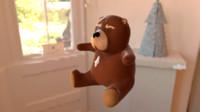 Toy bear PBR