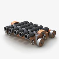 Cannon Medieval v3