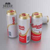 Beer Can Budweiser Budvar 2016