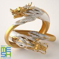 """Bracelet """"Dragon"""