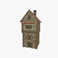 toon tudor house