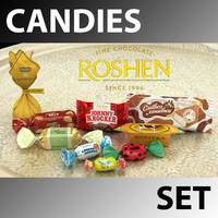 Candies Set Roshen