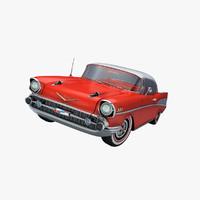 Chevrolet Bel Air Sport 1957