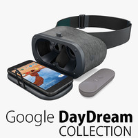 Google DayDream COLLECTION