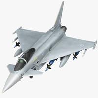 Multirole Fighter Eurofighter Typhoon
