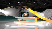 Virtual TV Studio 03