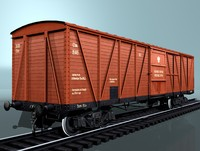 boxcar canadian type