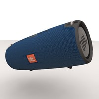 JBL Xtreme Blue Bluetooth Portable Speaker