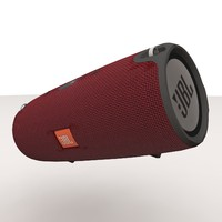 JBL Xtreme Red Bluetooth Portable Speaker