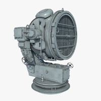 Searchlight 1540-mm