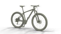 MTB Cube bike