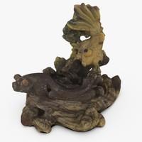 Chinese Fish Statue