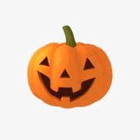 "Halloween Pumpkin ""Jack-O-Lantern"