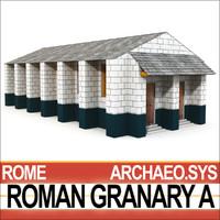 Roman Granary A