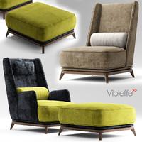 Vibieffe OPERA Armchair