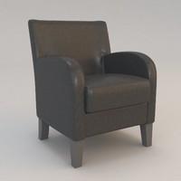 Cherche Midi Chair by Christian Liaigre