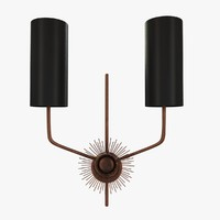 Mr Brown London Astral Wall Lamp