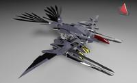 zoid eagle