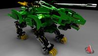 blade liger custom edition