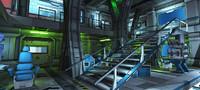 Scifi Level Interior Pack