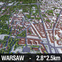 Warsaw City Center