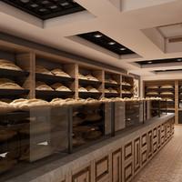 Bagel Bakery Interior 01 V2