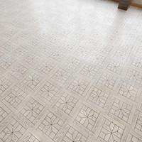 Modular parquet flooring Oak Romanovsky Nice