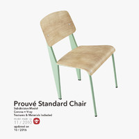 Classic Prouve Standard Chair