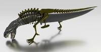 Dinosaur knife