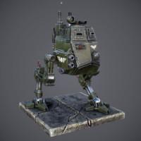 Sentinel Combat Walker