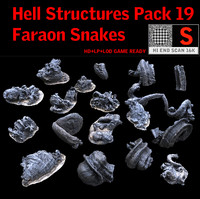Hell Structures-Faraon Snakes