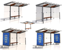 MMCite Regio Bus Shelter Collection