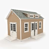 Garden shed 02