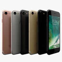 Apple iPhone 7 All Colours