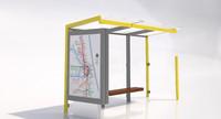 MMCite 310b Bus Shelter
