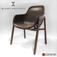 Stella chair by Luca Nichetto