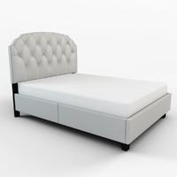 Ballenton Queen Upholstered  Bed