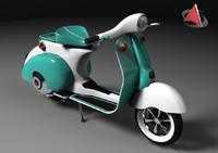 vesp gtr 125 cc