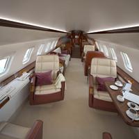Challenger Bombardier 605