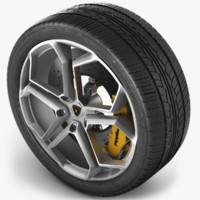 Wheel AVT